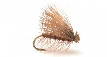CdC Elk Caddis Brown #16