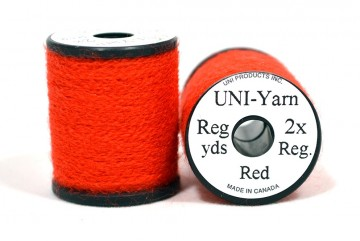 UNI Yarn red