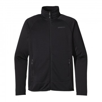 Patagonia Men´s R1 Full-Zip Fleece Jacket black