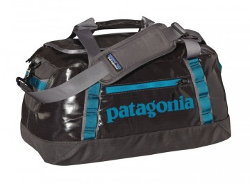 Patagonia Black Hole Duffel Bag 45L forge grey