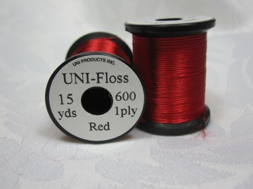 UNI Floss red