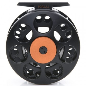 Vision Kalu reel Black/orange 78