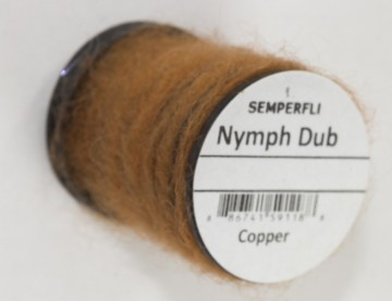 Semperfli Nymph Dub Copper