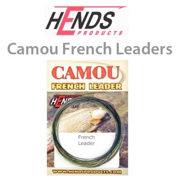 Hends Camou French Leader 450cm