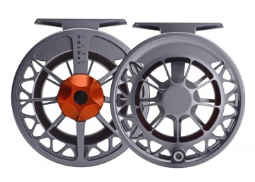 Lamson Guru 3 Series II Grey/Orange