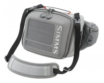 Simms Waypoints Hip Pack Small Gunmetal