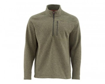 Simms Rivershed Sweater Loden