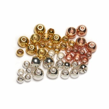 Veniard brass beads Gold
