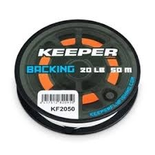 Vision Keeper Backing 20lb-50m