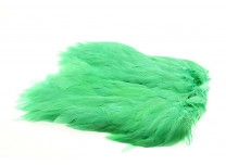 Soft Hackle Patch - Green