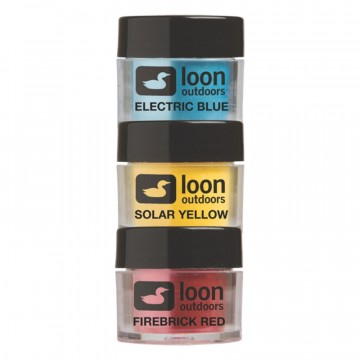 Loon fly tying powder primary
