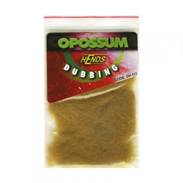 Opossum dubbing 112 Light Olive