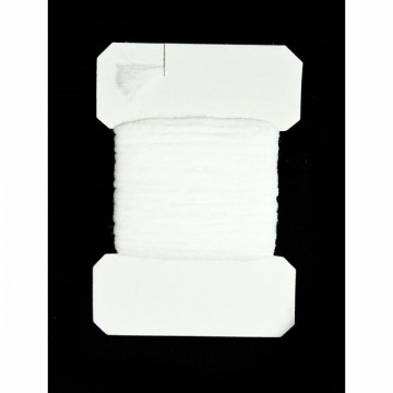 Polyyarn card white