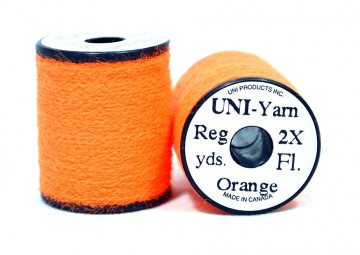 UNI Yarn fluor orange