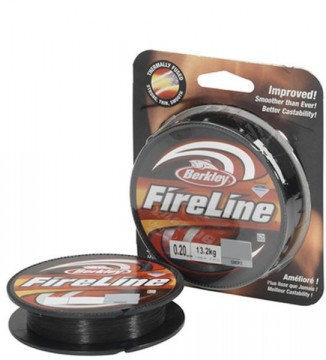 Berkley Fireline Smoke 270m 0,17mm
