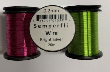 Semperfli Wire 0,2 mm